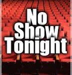 #URGENT #SHOWCANCELLED Please forgive the Late Notice but there will be NO SHOW TONIGHT at @UJSpeedway