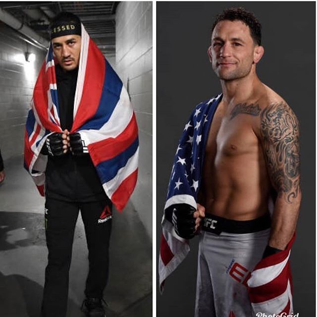 IT'S OFFICIAL!! 📝 ° @blessedmma vs. @frankieedgar for UFC240 on July 27 in Edmonton 🥊 ° 💥💥💥 ° Who will get the W.? 🏆 ° Comment your predictions 👇🏻 ° 👉🏻Follow us @nourri_official 👥Tag a friend who loves MMA 💬Share it in your story  via @espnmma  #… http://bit.ly/2Q3BEVP