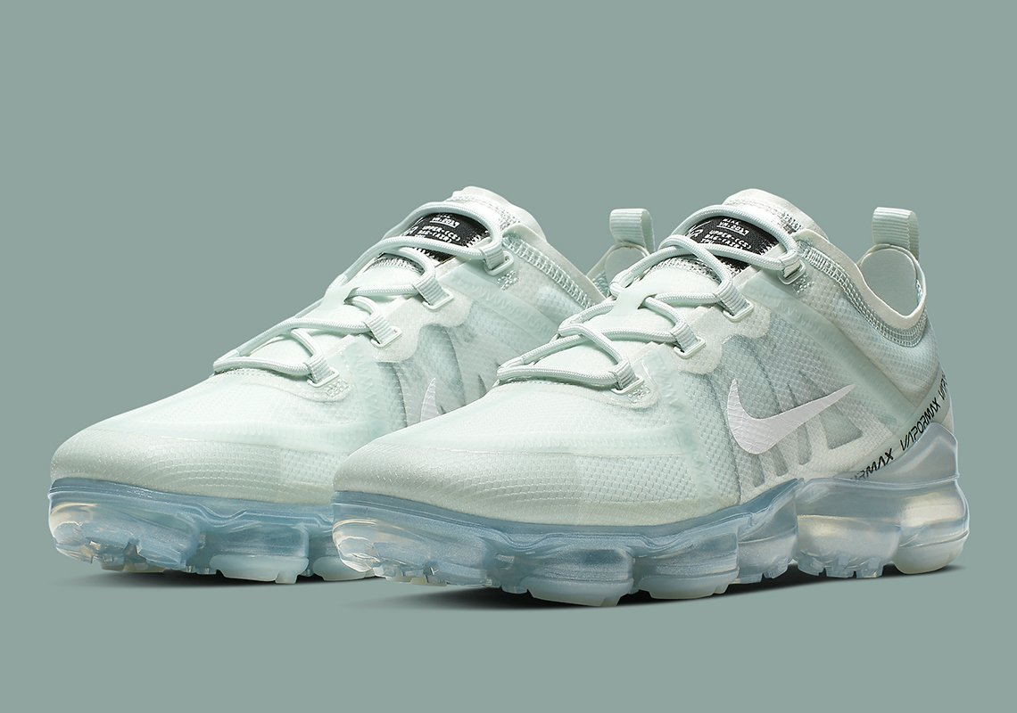 """235b74444ab4 Nike Vapormax 2019 """"Barely Grey"""" Color  Barely Grey White-Black-Metallic  Silver Style Code  AR6631-005 Release Date  May 16th"""