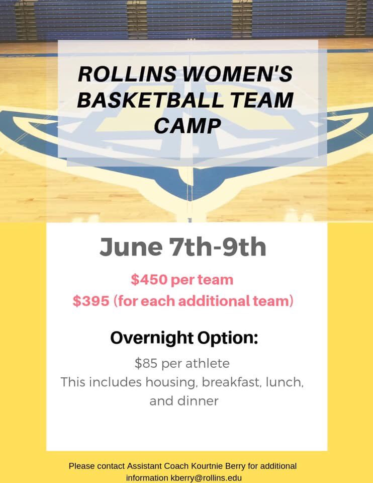 Still time for more teams to sign up!!!! June 7th-9th. Email kberry@rollins.edu for more information!!!! https://twitter.com/WesternHS_LWB/status/1128390386282582022…