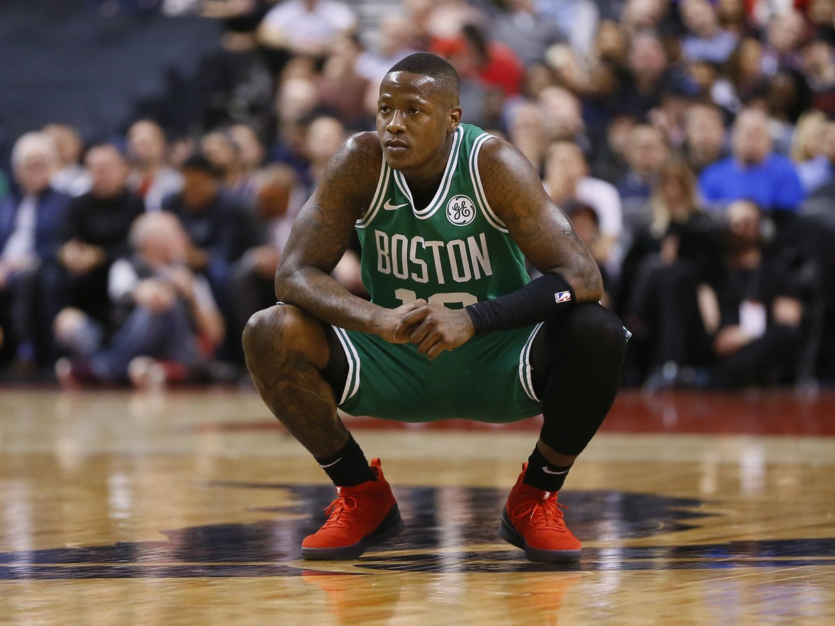 Son Periyot's photo on Terry Rozier