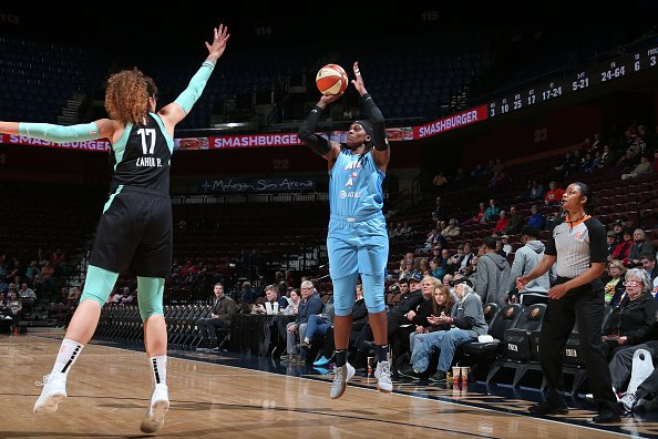 ATL with the W!   Dream 92 New York 87  #DreamOn