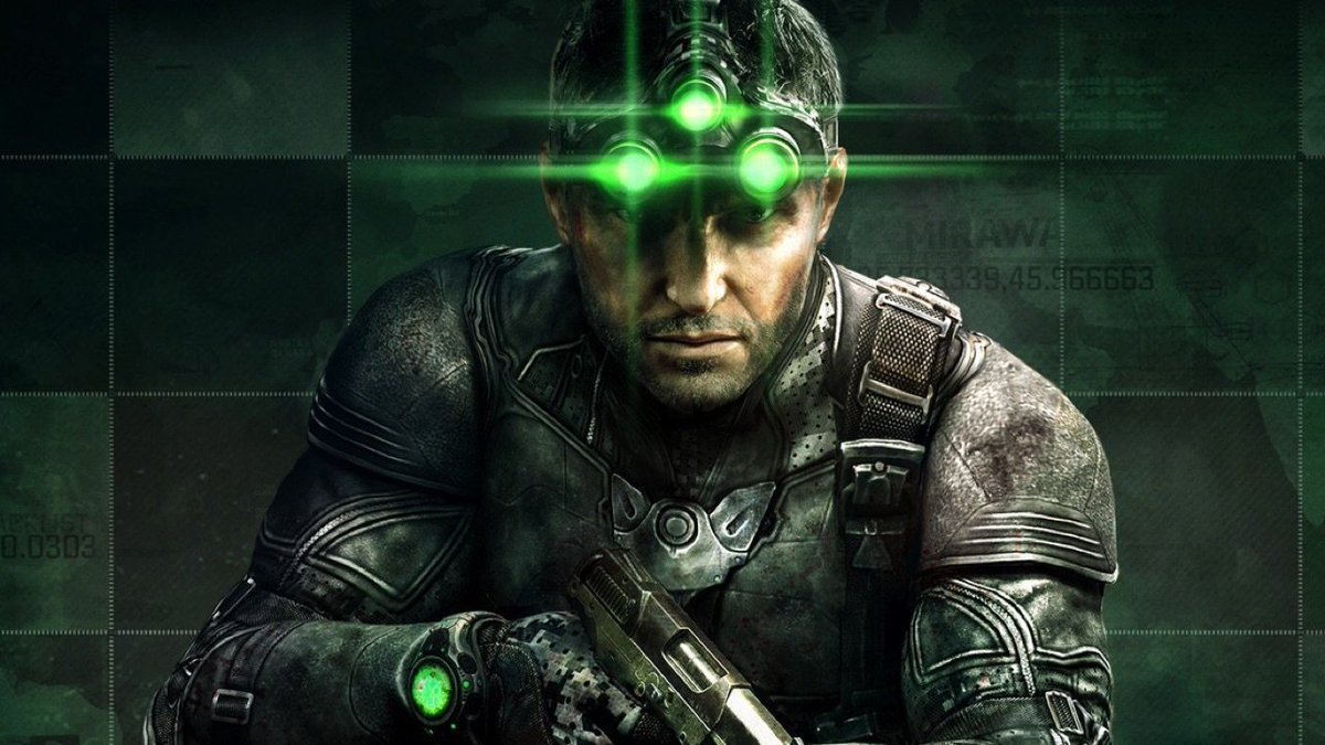 Eurogamer's photo on Splinter Cell
