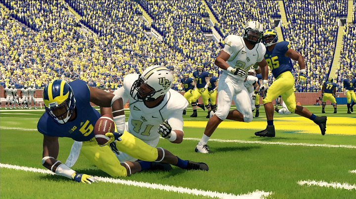 Operation Sports's photo on NCAA Football