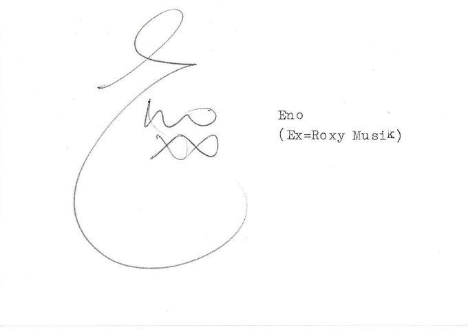 Happy Birthday, Brian Eno!