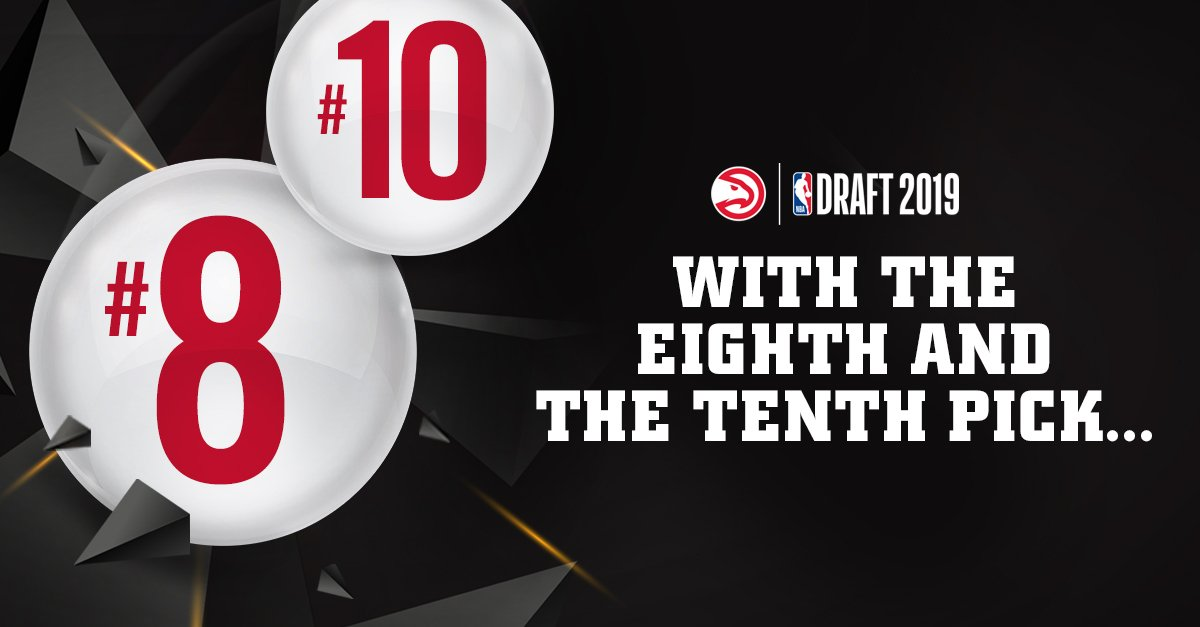 Atlanta Hawks's photo on NBA Draft