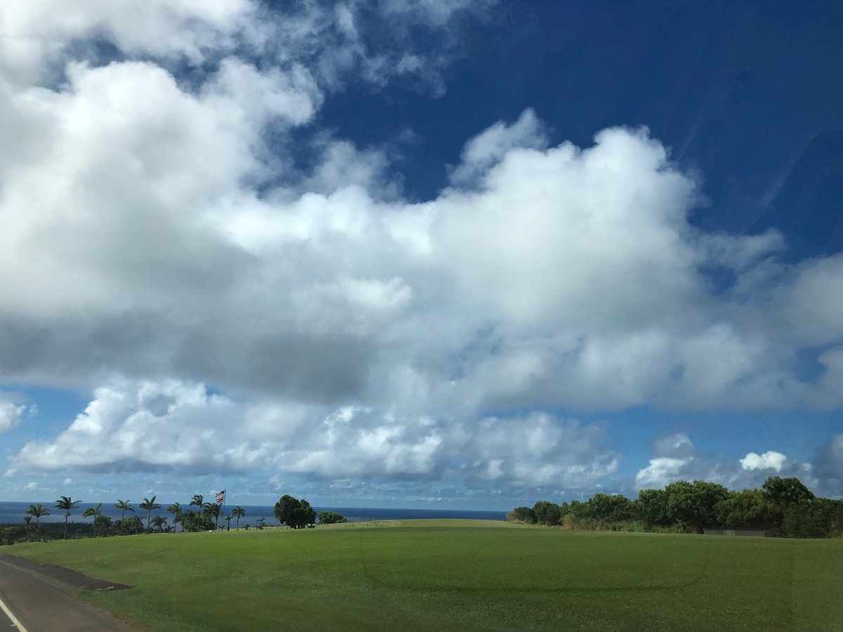 test Twitter Media - Partly cloudy and warm in Haiku. #cmweather #Maui https://t.co/z5H7DGhRll
