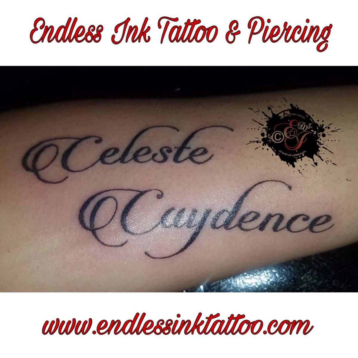 3a99b3e729bbd #endlessinktattoo303 #denvertattooshop #tattooshop #tattoos  #bodymodification #tattoolifepic.twitter.com/CEpwymW8uF