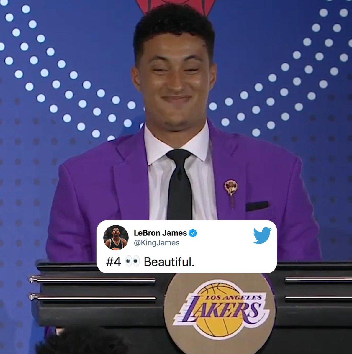ESPN's photo on Kuzma