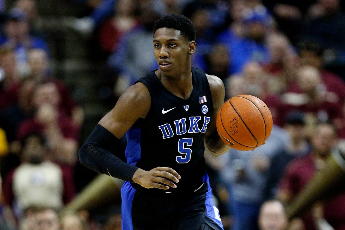 Bleacher Report NBA's photo on rj barrett