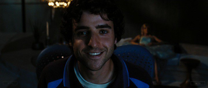 Born on this day, David Krumholtz turns 41. Happy Birthday! What movie is it? 5 min to answer!