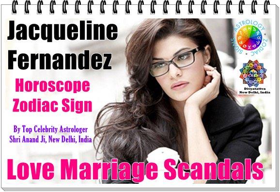 Jacqueline Fernandez birth chart, kundli, horoscope, zodiac