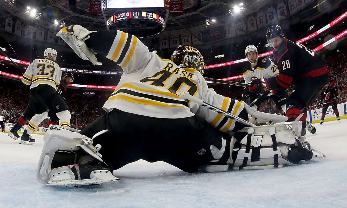 BostonSportsJournal's photo on Rask