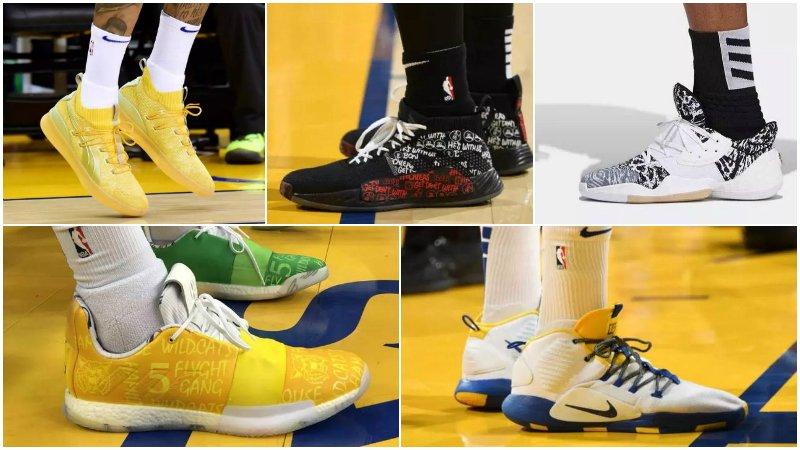 球鞋匯 | NBA球員今日球鞋上腳:表弟熱身穿金色戰靴,Lillard 5代又有新配色!-Haters-黑特籃球NBA新聞影音圖片分享社區