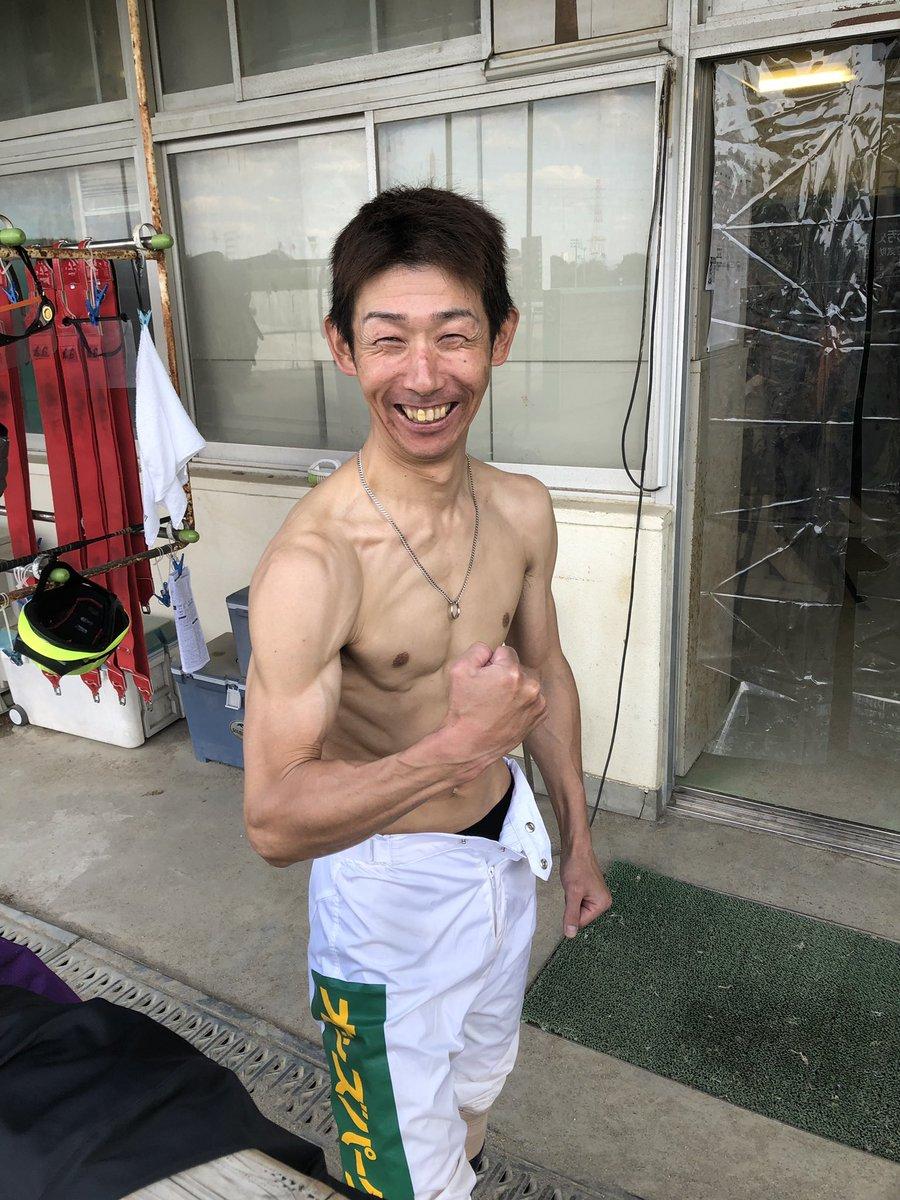 """竹之上次男 on Twitter: """"下原理(おさむ)騎手が騎乗機会6連勝を達成 ..."""