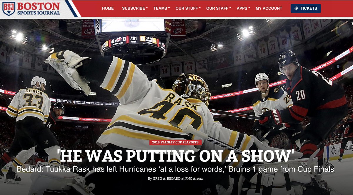 Greg A. Bedard's photo on Rask