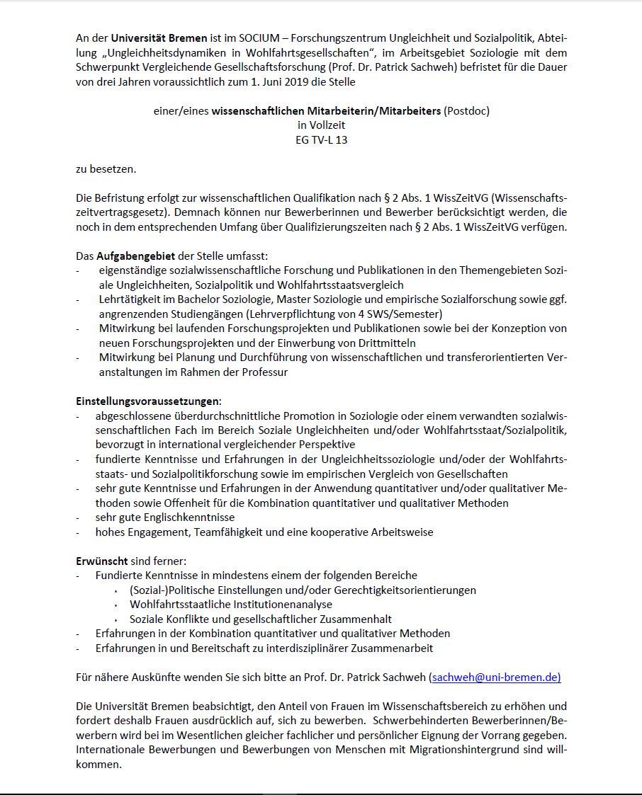 Master Universitat Bremen 7