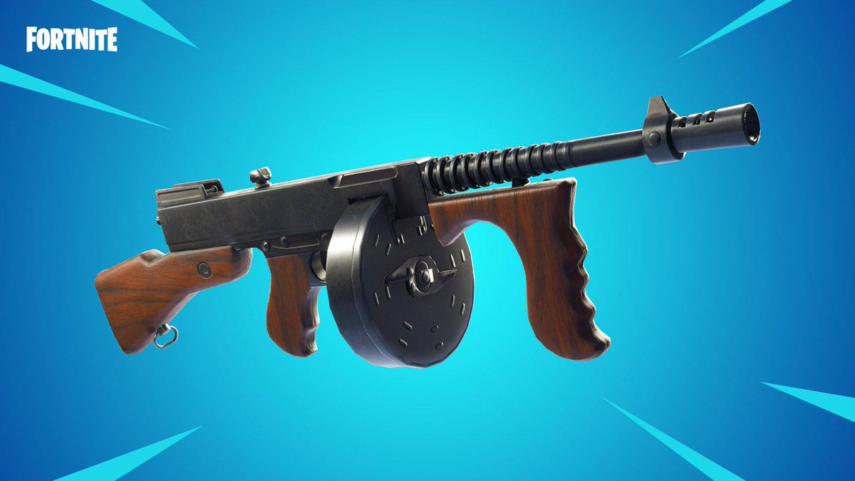 Fortnite News - fnbr.news's photo on Tactical Assault Rifle
