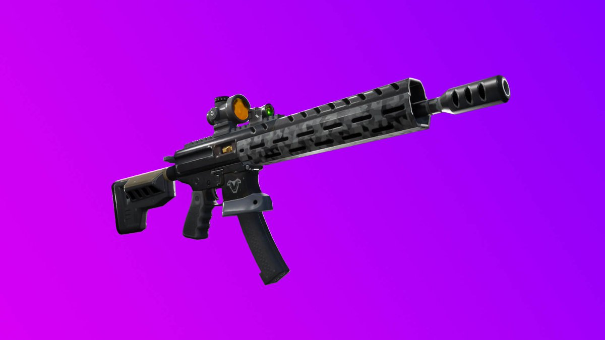 Fortnite News's photo on Tactical Assault Rifle