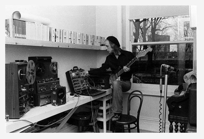 Happy Birthday to the truest of genius, Brian Eno.