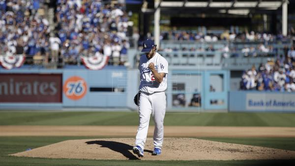 Juan Antonio Tirado's photo on Kershaw