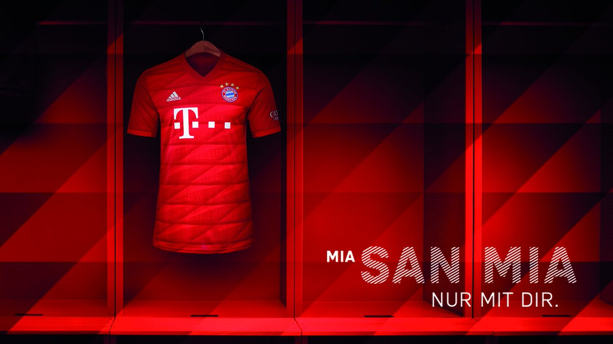 Maillot home du Bayern Munich