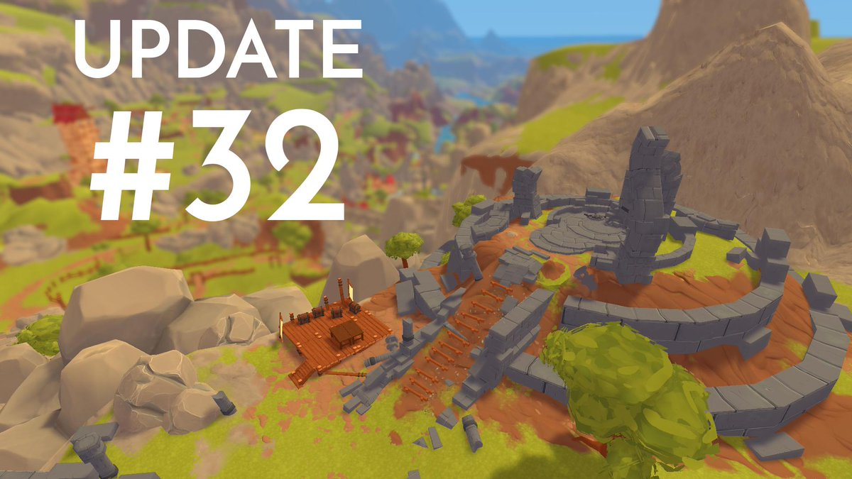UPDATE 0 0 32 0 Unity 2018, Mystery Ruins, and more Linux Servers