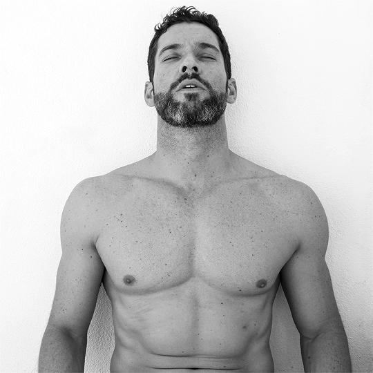 Tom Ellis is a gift to humanity Please #RenewLucifer