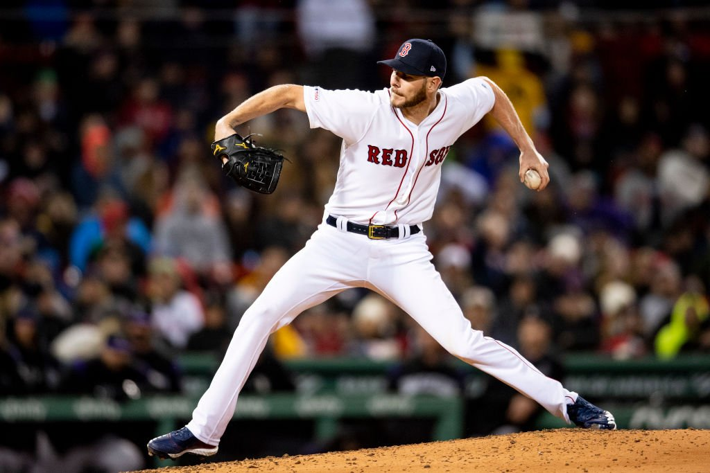 BostonSportsJournal's photo on Chris Sale