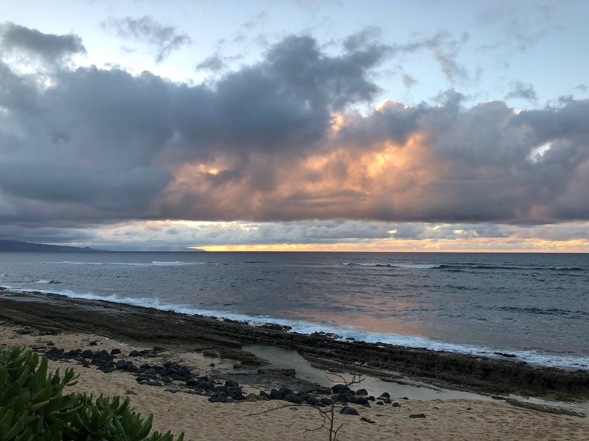test Twitter Media - Finally cooling down as the sun sets on the North Shore. #cmweather #Maui https://t.co/04z2n9OVvC