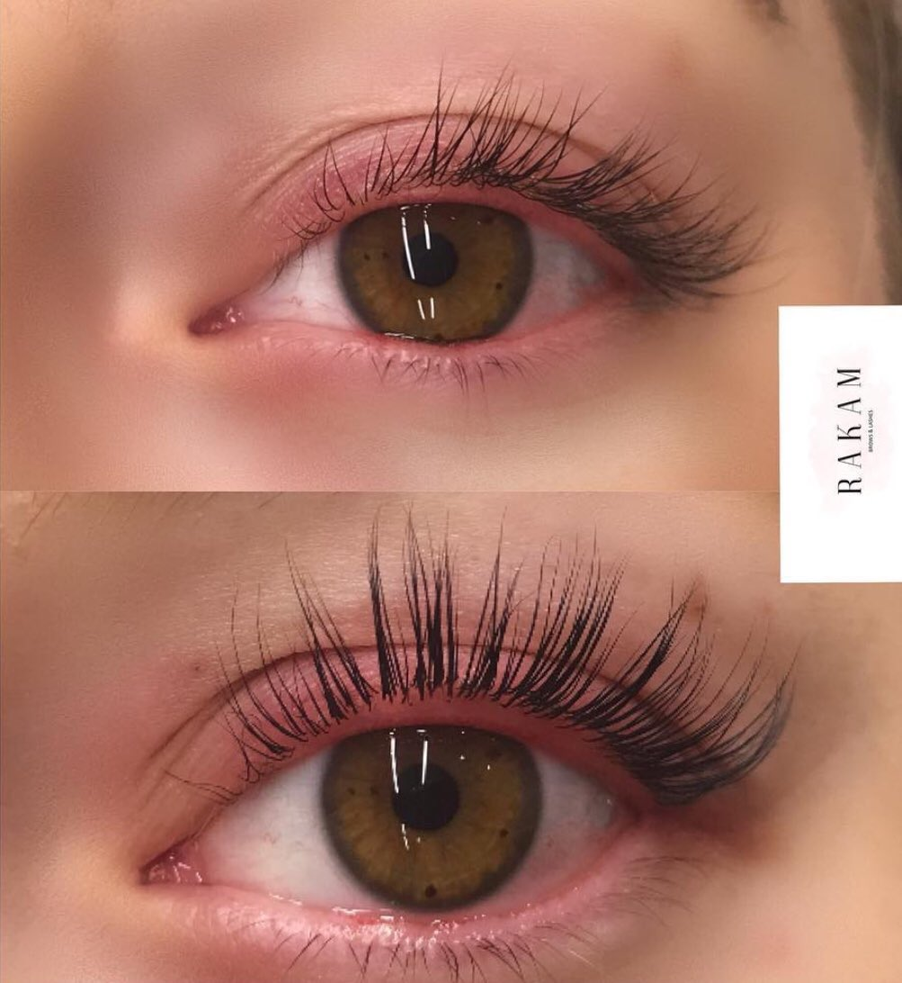 485465ca946 τους χρήστες Gielly Green, R A K A M Brows & Lashes - London και YUMILashes