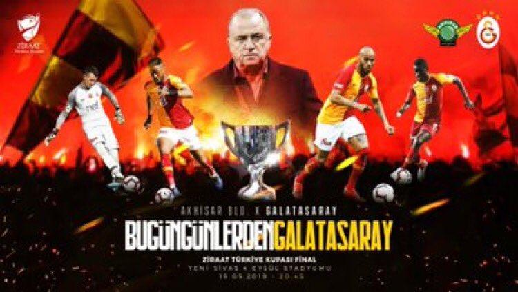 #Günaydın @Galatasaray Ailem #HedefKupa#BugünGünlerdenGALATASARAY