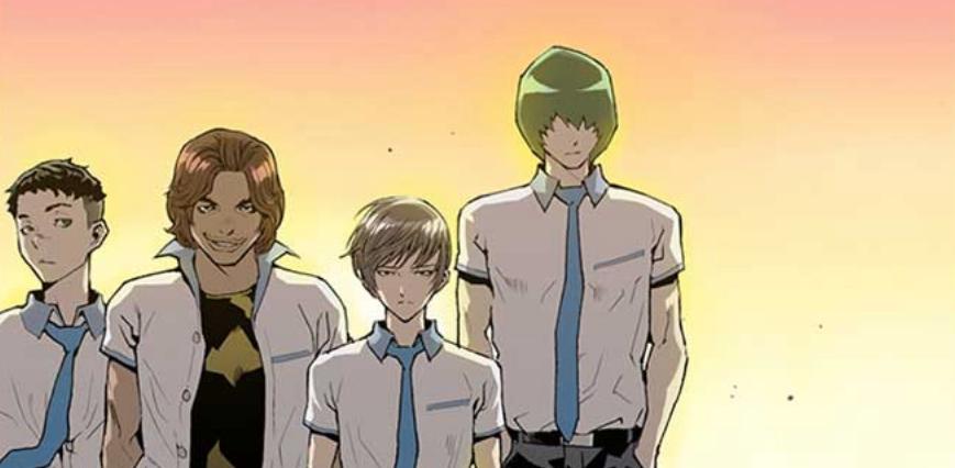 Image result for weak hero webtoon