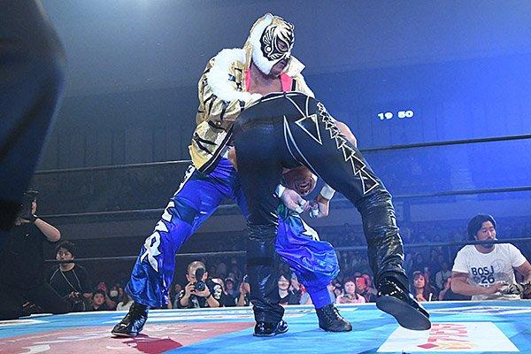 "NJPW: ""Best of the Super Jr. 26"" Día 3, 1er triunfo de Dragon Lee 4"