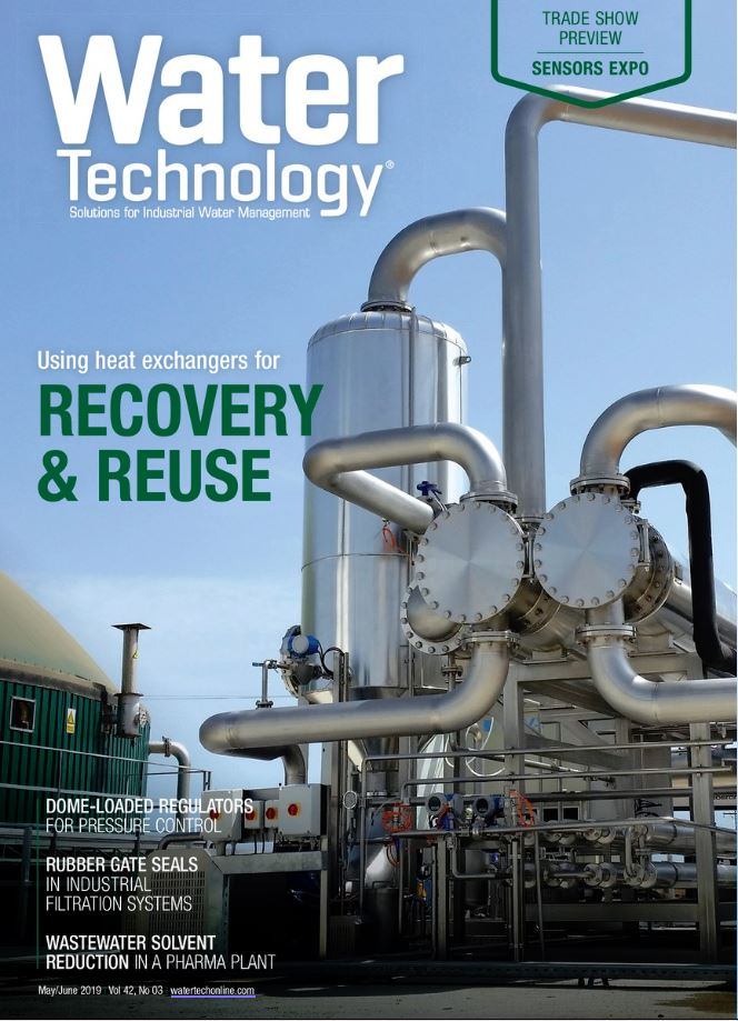 test Twitter Media - HRS is featured on the cover and editorial @WaterTechOnline on: Using Heat Exchangers for energy recovery and water reuse. Read more https://t.co/UWK9ao9dF3 #heatexchangers #energyrecovery #RenewableEnergy https://t.co/kjubo9ZwkR