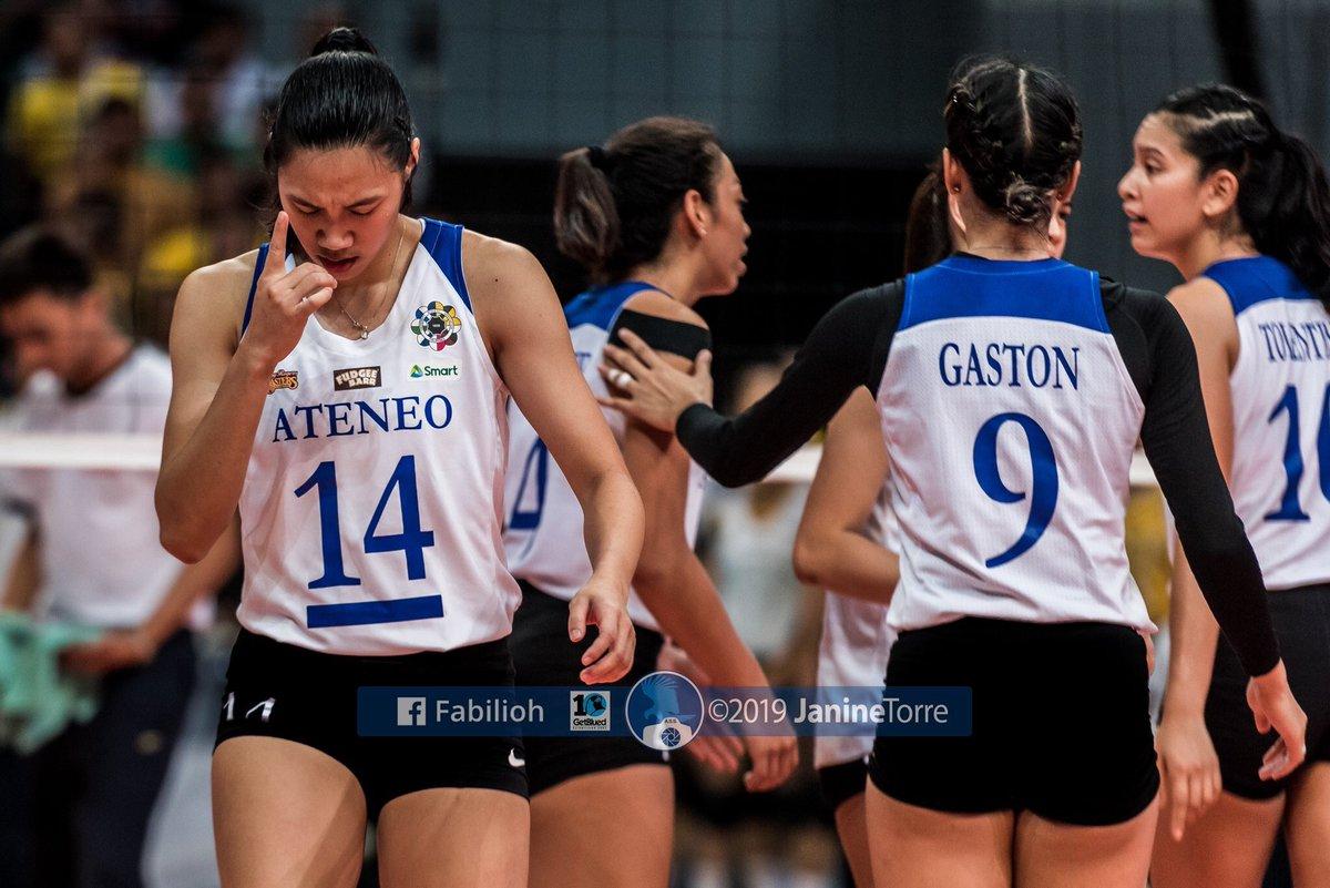 Team Ateneo's photo on #FullForceAteneo