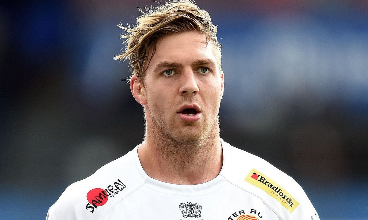 Exeter Chiefs lock Toby Salmon will join Newcastle Falcons in the summer.The 26-year-old has agreed a two-year deal.More https://bbc.in/2VCyUoh