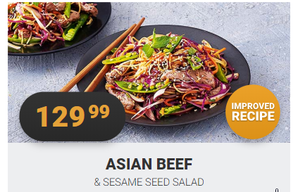 Eat #Healthy With This #AsianBeef & #SesameSeed Salad #MealKit Courtesy Of @CheckersSA https://go.fetchthe.city/XWV0A #anythingfromanywhere #asianbeefsalad #checkerssa #fetchthecity #girltalkza #mealkit #personalshopper #pretoria #pretoriadeals #savemoney