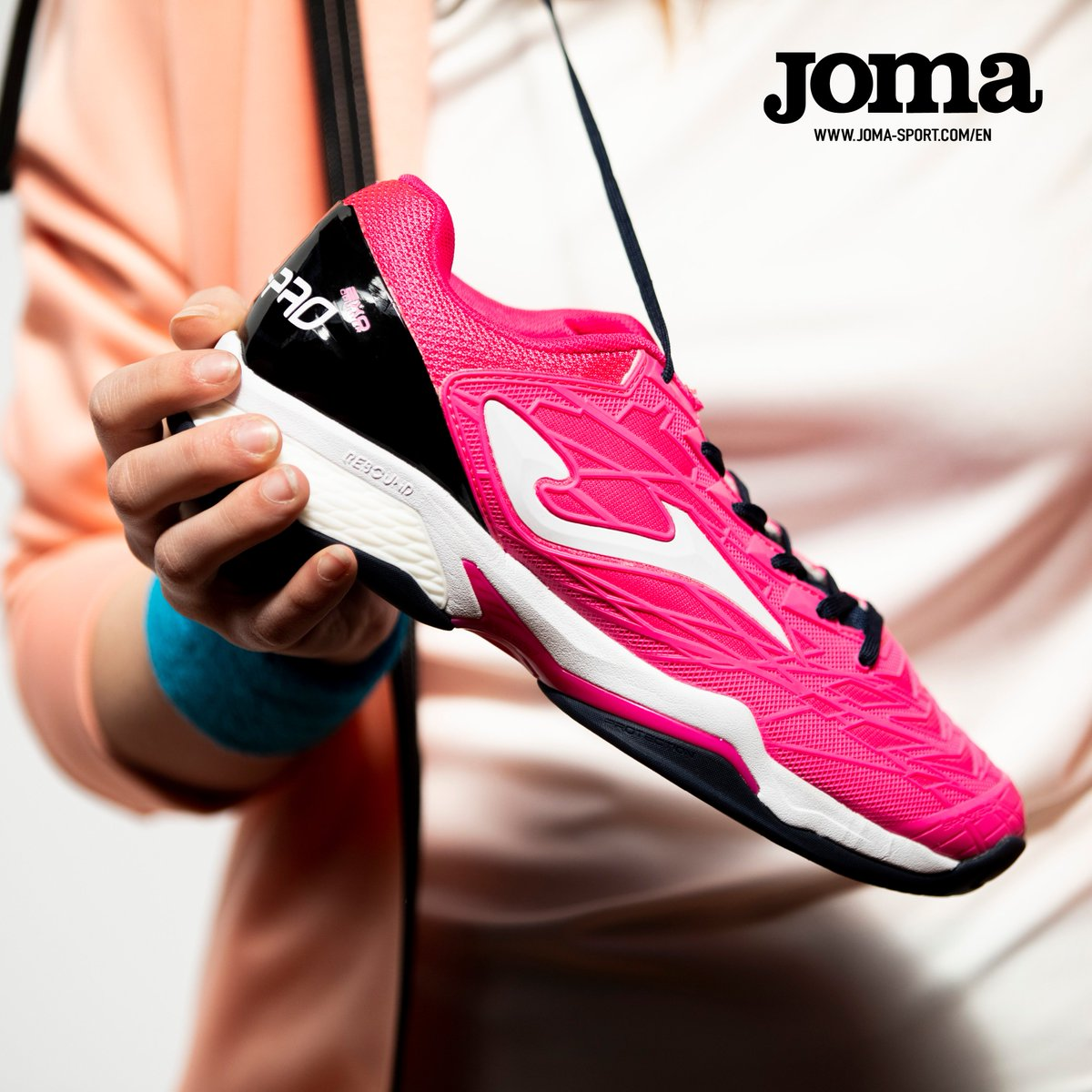 893ff7d890c Joma presents the Ace Pro Tennis/Padal shoes. Available in a variety of  different