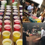 Feed your mind @captify's morning smoothie bar #MentalHealthAwareness #thecaptifydiaries