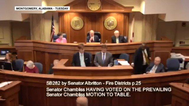 FRANCE 24's photo on Alabama Senate