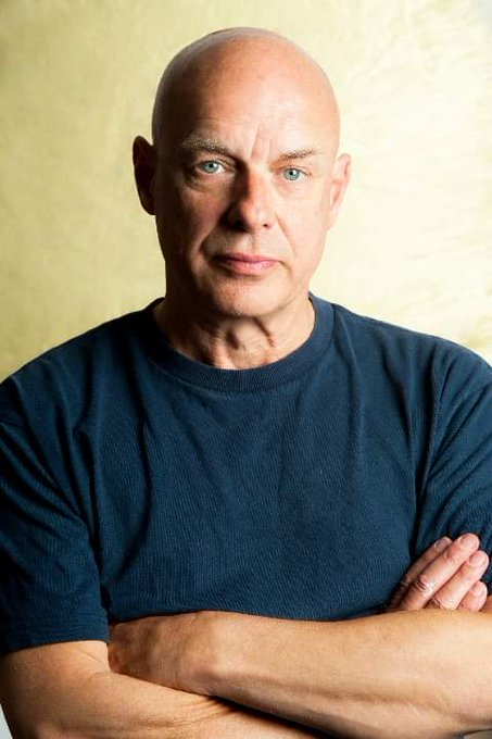 Brian Eno (Brian Peter George Eno) Birth 1948.5.15 Happy Birthday