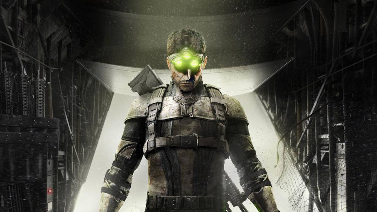 Instant Gaming's photo on Splinter Cell