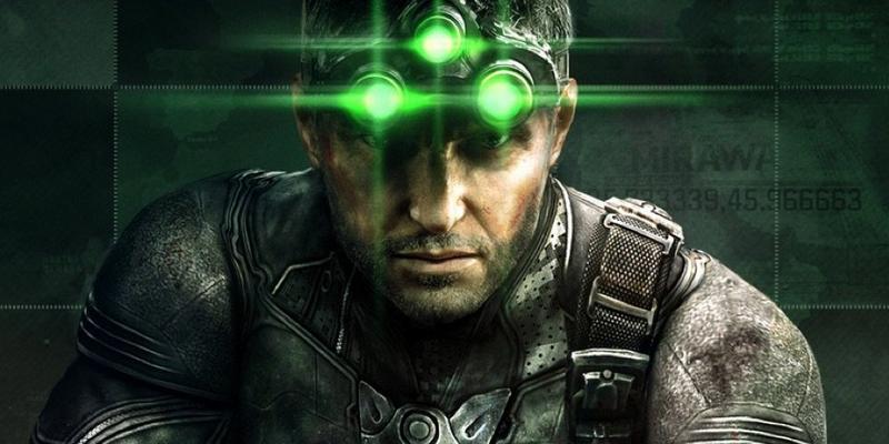 Eurogamer.de's photo on Splinter Cell