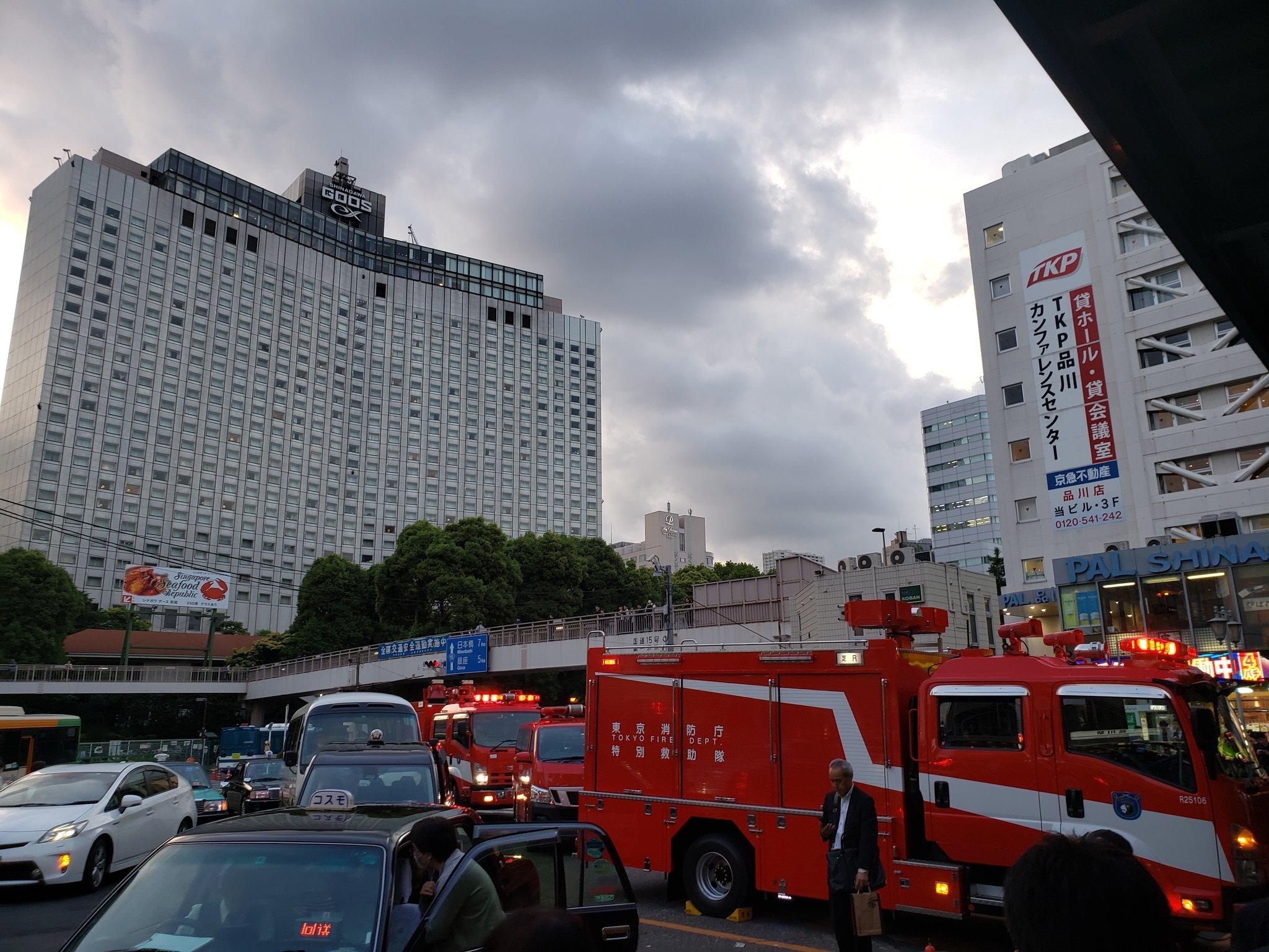 画像,品川駅終了 https://t.co/M9CD9NgpRt。