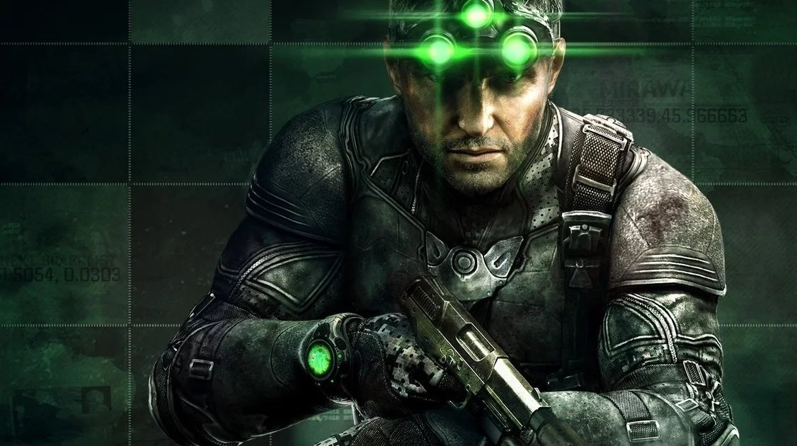 VideoGamer.com's photo on Splinter Cell