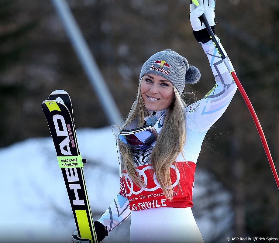 Lindsey Vonn, Premio Princesa de Asturias de los Deportes 2019 (Foto: @fpa).