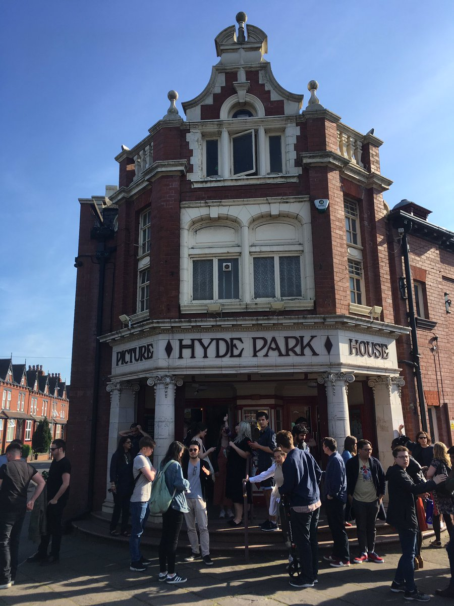 Three days of NFS graduation screenings got off to a brilliant start yesterday with some excellent dramas and documentaries screened @HydeParkPH