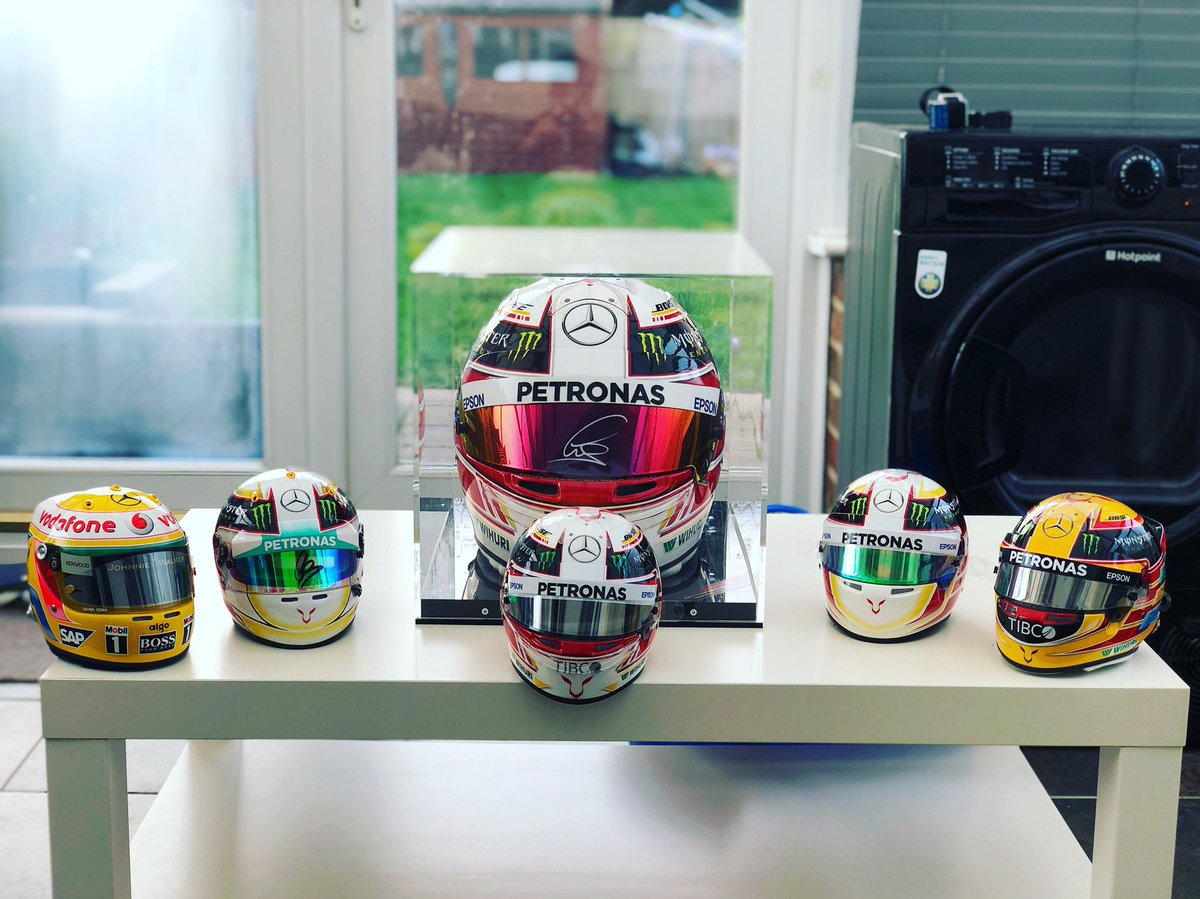 Lewis will be snapped up straight away when that's available! And yeah I think bottas would sit quite nicely in my Mercedes collection.