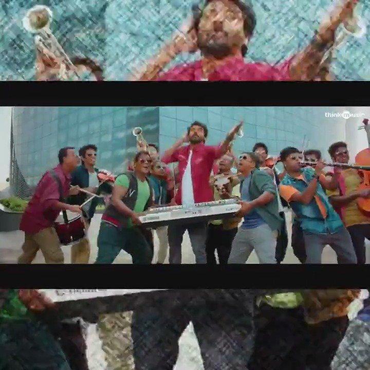 #MrLocalFromTomorrow  The Trendsetter #TakkunuTakkunu Video Song Hits 2 Million Views !!   A @hiphoptamizha X @anirudhofficial Spl 💕 @Siva_Kartikeyan #Nayanthara @rajeshmdirector @realradikaa @SF2_official @malikstreams @DoneChannel1 @StudioGreen2